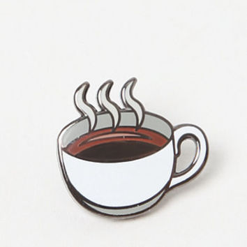 Pintrill Coffee Mug Pin at PacSun.com