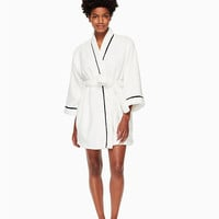 plush robe | Kate Spade New York