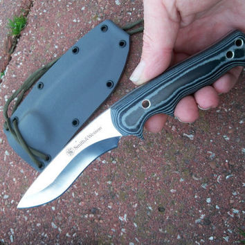 Knife w Handmade Custom KyDeX KNIFE Sheath with by MrsRekamepip
