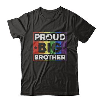 Proud Big Brother Gay Lesbian Pride Month LGBT