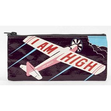 I Am High And Mighty Pencil Case in Recycled Material