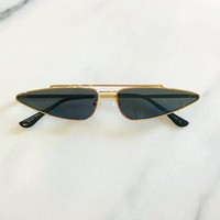 Matrix Cat Eye Sunglasses