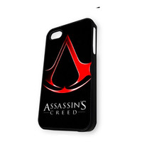 assassins creed lll iPhone 4/4S Case