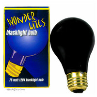 Black Light Bulb on Sale for $2.95 at HippieShop.com