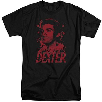 Dexter - Born In Blood Short Sleeve Adult Tall