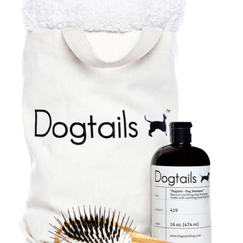DOGTAILS - Deluxe Grooming Bundle