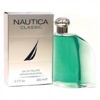 Nautica Eau de Cologne Spray For Men, 3.4 oz