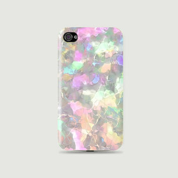 Lovely Pastel Spectrum Gorgeous Reflect Hard Case - iphone 5 - iphone 4 - iphone 4s - Samsung S3 - Samsung S4 - Samsung Note 2