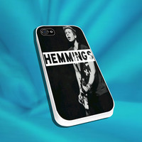 5 Sos Hemmings For iPhone 4/4s,5/5s/5c, Samsung S3,S4,S2, iPod 4,5, HTC ONE