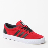 adidas adi Ease Red & Black Shoes - Mens Shoes - Red