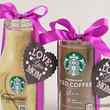 Starbucks Coffee Gift for Mom Love You Mom Candle