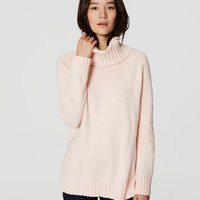 Cowl Sweater Tunic | LOFT