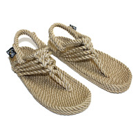 Nomadic Women's Rope Sandals: Jester - Nicaragua