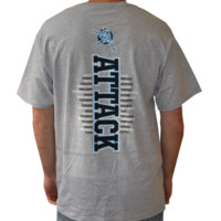 Lax Unlimited Attack T Shirt | Lacrosse Unlimited