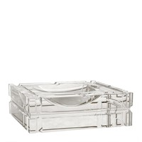 Crystal Ashtray | Eichholtz Nestor
