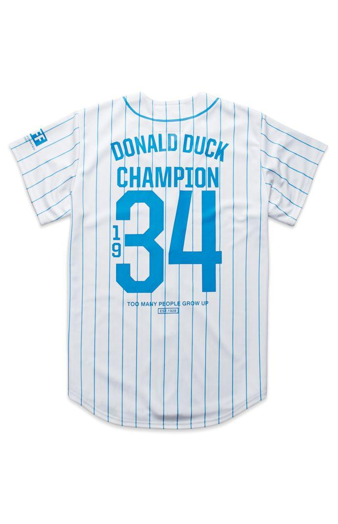 7e8f5100c6bac Neff Donald Baseball Jersey - Mens Tee - from PacSun