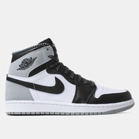 Nike Air Jordan 1 Retro High Og Shoes - White/black/wolf Grey at Urban Industry