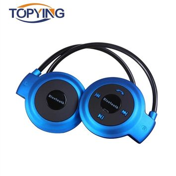 TOPYING Bluetooth Headphone 3D Stereo Sound Enough Mini Headphone Sport Running For Mobile Phone Bluetooth Headphone
