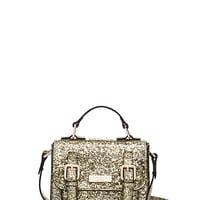 Kate Spade Kids' Scout Cross Body Gold Glitter ONE