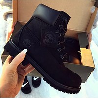 shosouvenir Timberland Fashion Winter Waterproof Boots Martin Leather Boots Shoes