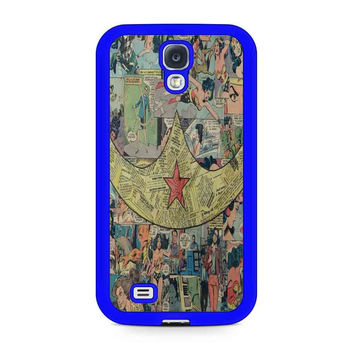 Wonder Woman Samsung Galaxy Case Available For Galaxy S4 Case Galaxy S5 Case Galaxy S6 Case Galaxy S6 Edge Case