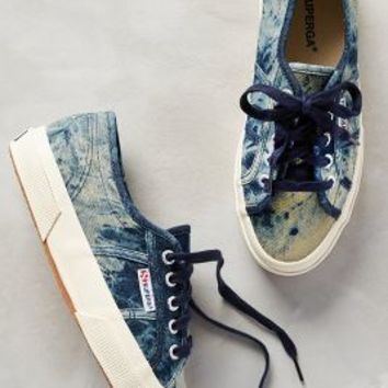 Superga JNSW Sneakers Dark Blue