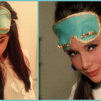 Holly Golightly/Audrey Hepburn Breakfast at Tiffany's Sleeping Mask