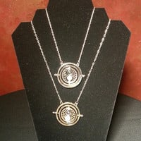 Timeturner Pendant Necklace