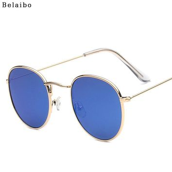 Belaibo Unisex Classic Brand Women Aluminum Sunglasses HD Polarized UV400 Mirror Male Sun Glasses Women For Men free delivery