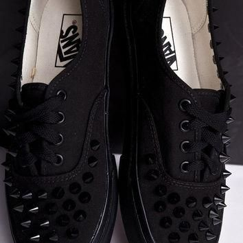 FLASH SALE!!!Studded Van shoes