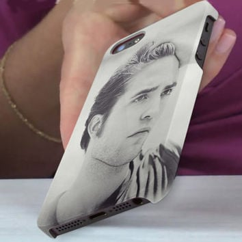 vintage, robert pattinson 3D iPhone Cases for iPhone 4,iPhone 4s,iPhone 5,iPhone 5s,iPhone 5c,Samsung Galaxy s3,samsung Galaxy s4