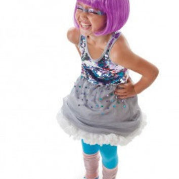 Unicorn Costume Child Kid Purple Wig Unicorn Horn My Little Pony Cosplay Children Custom  sc 1 st  wanelo.co : toddler my little pony costume  - Germanpascual.Com