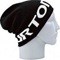 Burton Billboard Slouch Beanie True Black - Mens