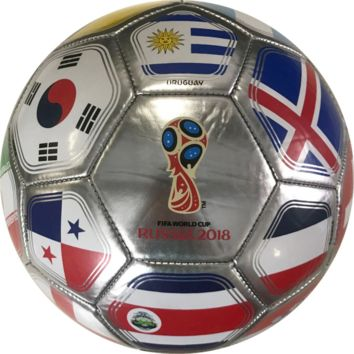 FIFA 2018 World Cup Russia Soccer Ball- Platinum