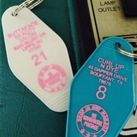Beauty Salon Key Fobs