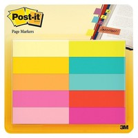 Post-it Page Marker 10-pk.