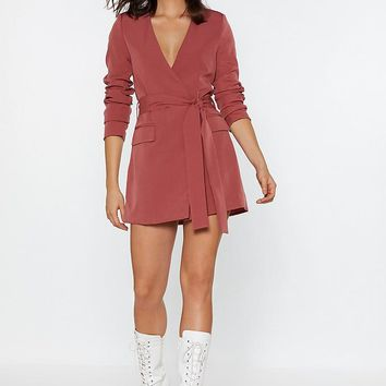 Great Minds Blazer Dress