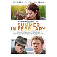 Summer in February 27x40 Movie Poster (2014)