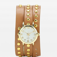 Studded Wrap Watch - Urban Outfitters