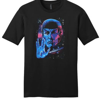 Live Long And Prosper Youth T-Shirt