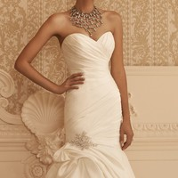 Casablanca Bridal 2106 Dress
