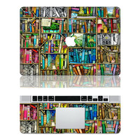 Macbook Skins Mac Full-cover Decal Laptop Art Decal Skin Sticker Cover for Apple Macbook Pro/ Macbook Air/ iPad2