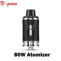 Replacement Vapor Tank Perfect Fit for Bigbox 80W 60W Electronic Vape Cigarette