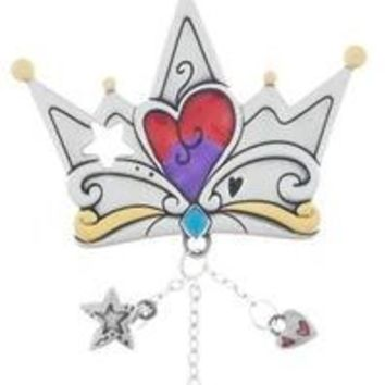Royal Crown Colors Car Charm