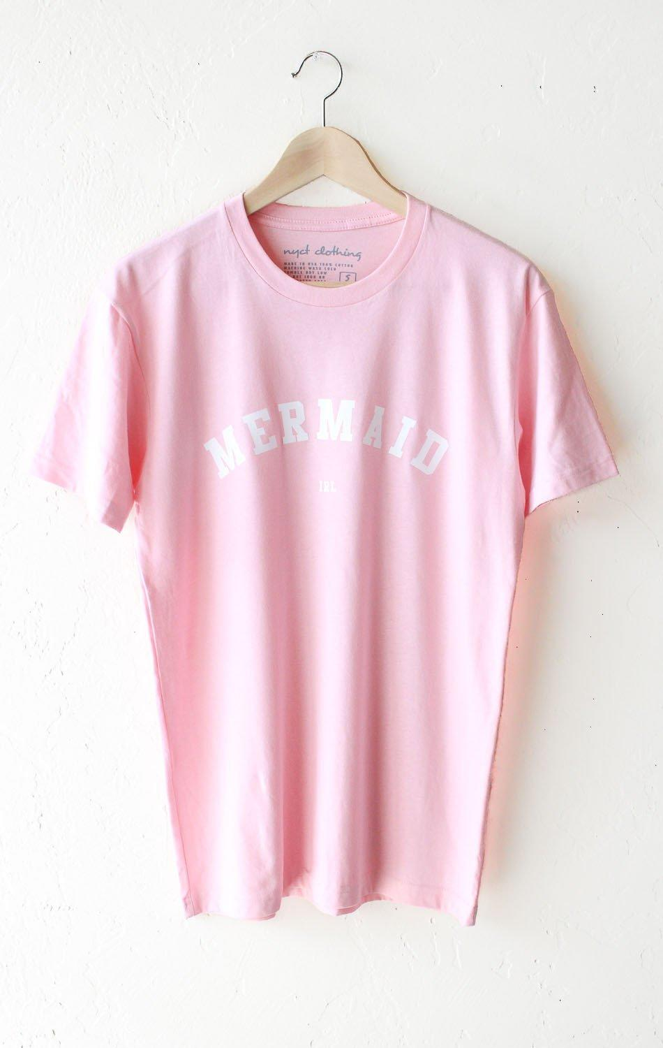 c96c4d363 Mermaid IRL Tee - Pink from NYCT Clothing | Wardrobe ✌🏼️