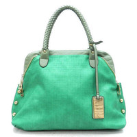 Pree Brulee - Mint Green Handbag