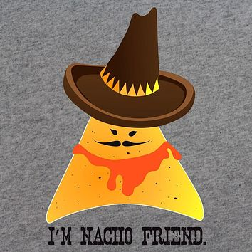 Women's I'm Nacho Friend Racerback Tank Top