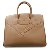 Hermes Birkin Shadow Bag