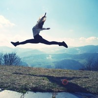 Flying, Hot, Just Do It, amazing - inspiring picture on Favim.com