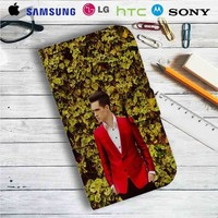 Panic at the Disco Death of a Bachelor Leather Wallet iPhone 4/4S 5S/C 6/6S Plus 7| Samsung Galaxy S4 S5 S6 S7 NOTE 3 4 5| LG G2 G3 G4| MOTOROLA MOTO X X2 NEXUS 6| SONY Z3 Z4 MINI| HTC ONE X M7 M8 M9 CASE